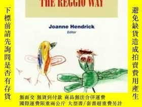 二手書博民逛書店First罕見Steps Toward Teaching The Reggio Way-教雷吉奧的第一步Y43