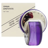 BVLGARI 寶格麗 花舞輕盈紫水晶女性淡香水65ml Tester環保包裝 56539《Belle倍莉小舖》