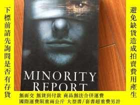 二手書博民逛書店The罕見Minority Report and Other C