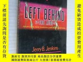 二手書博民逛書店Left罕見behind The kids