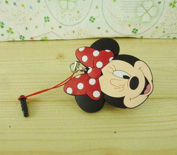 【震撼精品百貨】Micky Mouse_米奇/米妮 ~防塵吊飾-米妮