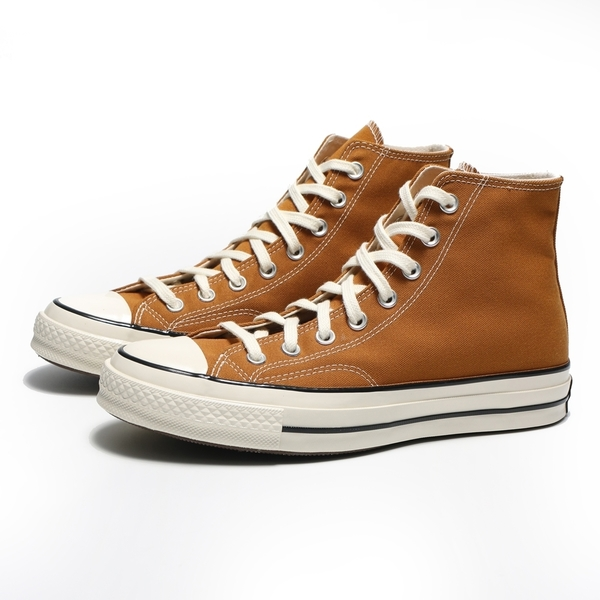 CONVERSE 帆布鞋 CHUCK TAYLOR 1970 70S 焦糖 高筒 男女(布魯克林) 170090C