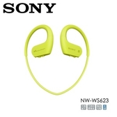 SONY 防水無線運動隨身聽 NW-WS623 野檸綠