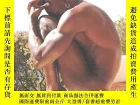 二手書博民逛書店Black:罕見The African Male Nude in