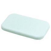 珪藻土吸水皂盤長方型 綠 NITORI宜得利家居