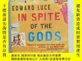 二手書博民逛書店{罕見!} 英文原版 In Spite of the Gods: The Strange Rise of Mode