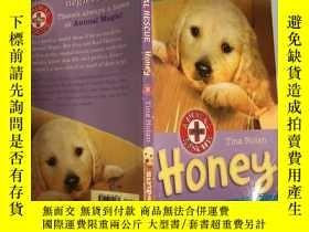 二手書博民逛書店Honey:The罕見Unwanted Puppy 親愛的:不想要的小狗,,Y200392