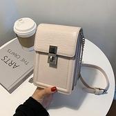 迷你小包包2021新款潮網紅手機包時尚小眾單肩包女百搭斜背包