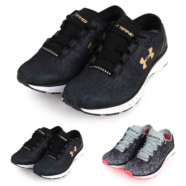 UNDER ARMOUR Charged Bandit 3 Ombre女慢跑鞋(免運≡體院≡
