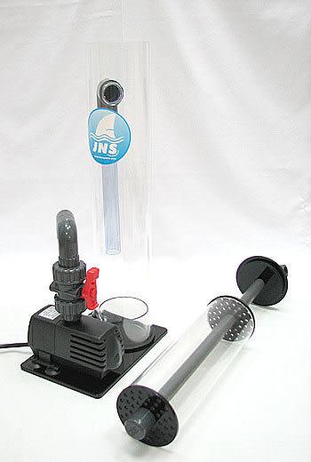 【西高地水族坊】台灣JNS zeovit拉桿式濾水器 ZR-1