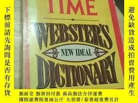 二手書博民逛書店Webster s罕見new ideal dictionary(京)Y179933 見圖 見圖