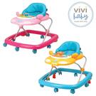 ViVibaby 汽車造型學步車.助步車.螃蟹車(藍/粉)
