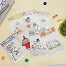 PGS7日本卡通系列商品- 嚕嚕米 嚕嚕咪 Moomin 開關貼 貼紙 電源 裝飾 小不點【SFP7871】