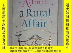 二手書博民逛書店英文原版罕見Rural Affair by Catherine