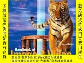 二手書博民逛書店Handbook罕見Of Image And Video ProcessingY364682 Alan C.