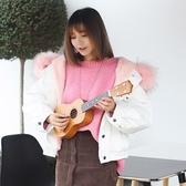 尤克里里初學者學生成人女純木質手工小吉他烏克麗麗可調音可演奏WY【限時82折】