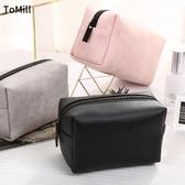 韓國化妝品收納包便攜防水小號可愛簡約化妝包女大容量小方包中包