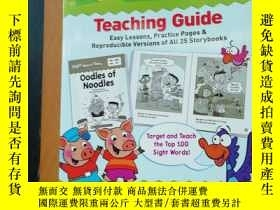 二手書博民逛書店Sight罕見Word Tales Teaching Guide