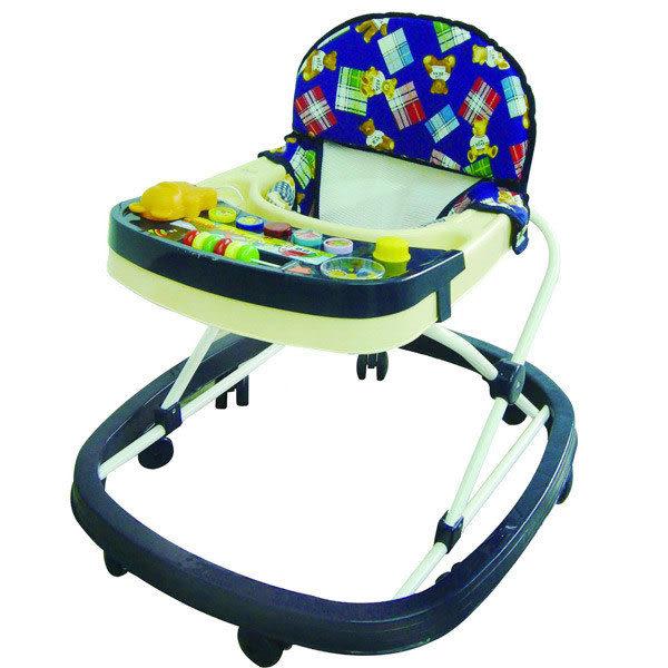 【奇買親子購物網】奇買KEMALL 動感音樂嬰兒學步車(SK-103)