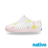 【南紡購物中心】【native】大童鞋 JEFFERSON 小奶油頭鞋-夢幻雲彩