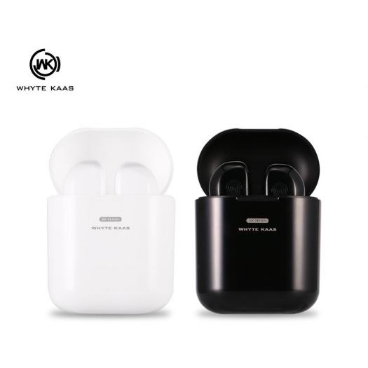 WK BD700 無線藍芽耳機 充電倉 TWS連接 雙耳分離式 台灣公司貨