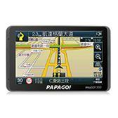 PAPAGO! WayGO550 五吋Wi-Fi聲控衛星導航機