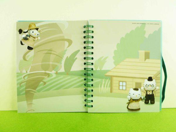 【震撼精品百貨】Hello Kitty 凱蒂貓~3*5相本~童話圖案-綠色【共1款】