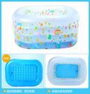 110*90*70嬰兒充氣游泳池【WA0...