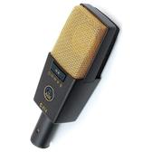 AKG C414 XLII極致經典金色款、9種指向收音電容式麥克風(含噴麥罩與線材)