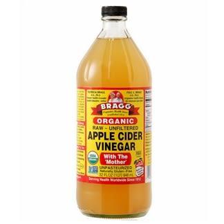 統一生機~Bragg有機蘋果醋946ml/罐