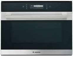 義大利 ARISTON 阿里斯頓 MS798IX 220V 嵌入式蒸烤箱