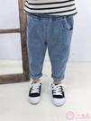 男寶寶牛仔褲1-3歲兒童帥氣百搭長褲男童時尚韓版休閒褲