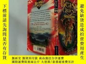 二手書博民逛書店Beast罕見Quest:THE WINGED STALLION:野獸任務:有翅膀的種馬,Y200392
