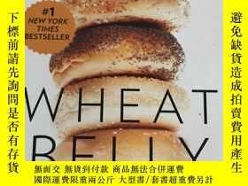二手書博民逛書店Wheat罕見Belly: Lose the Wheat, Lo