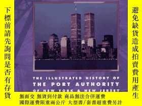 二手書博民逛書店Perpetual罕見Motion: The Illustrated History of the Port Au