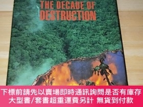 二手書博民逛書店THE罕見DECADE OF DESTRUCTIONY249169 ADRIAN COWELL ADRIAN