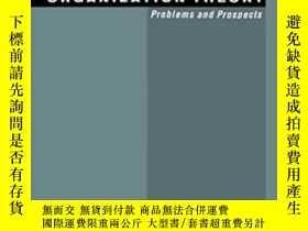 二手書博民逛書店New罕見Directions For Organization TheoryY364682 Jeffrey