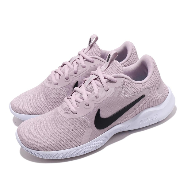 Nike 慢跑鞋 Wmns Flex Experience RN 9 紫 黑 女鞋 運動鞋 【ACS】 CD0227-500