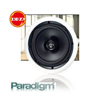 加拿大 Paradigm CS-80R 圓形 崁入式劇院喇叭 一對