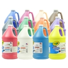 美國Crayola繪兒樂 可水洗兒童顏料 128OZ