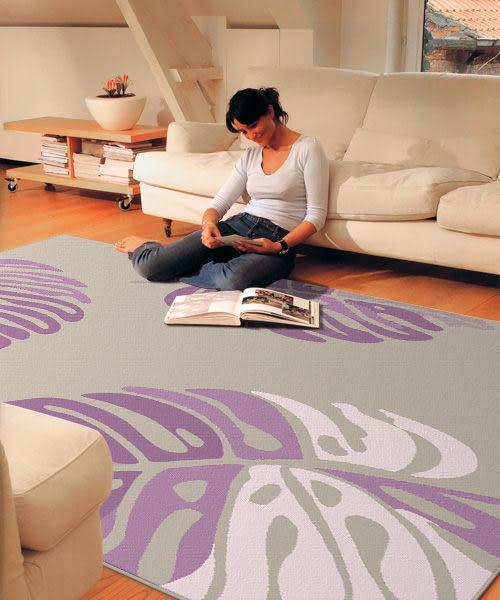 范登伯格 花草集★南亞情風絲質地毯-160x230cm
