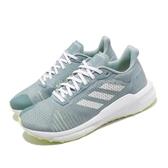 【海外限定】adidas 慢跑鞋 Solar Drive ST W 藍 綠 女鞋 運動鞋 【PUMP306】 D97452