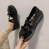 JK鞋 日系JK鞋女學生jk英倫娃娃鞋淺口軟妹少女單鞋學院風復古瑪麗珍 夏季上新