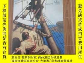 二手書博民逛書店Treasure罕見Island【英文原版書】Y8122 Robert Louis Stevenson(羅伯特