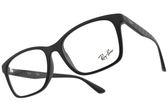 RayBan 光學眼鏡 RB7059D 5196 (霧黑) 經典方框款 #金橘眼鏡