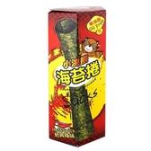 小浣熊海苔捲-經典辣味 24g【愛買】