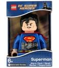 LEGO 樂高鬧鐘 DC 超級英雄超人 超人 鬧鐘 時鐘 電子鐘 免運 COCOS GF1050D