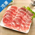 台灣豬梅花火鍋片500G/盒【愛買冷凍】