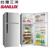 原廠送好禮【SANLUX三洋】533L變頻雙門冰箱SR-C533BV1