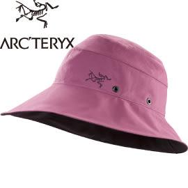 【ARC TERYX 始祖鳥 Sinsola Hat Women s 抗UV遮陽帽《紫紅》】18966/遮陽帽/防曬帽/登山/露營★滿額送